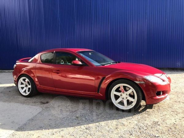 Mazda RX-8, 2003 год, 519 000 руб.