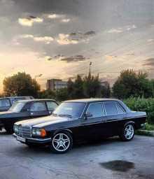 Москва Mercedes 1981