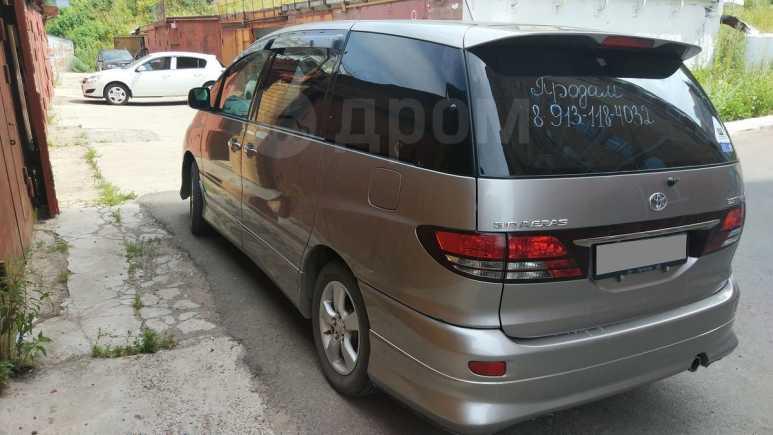 Toyota Estima, 2003 год, 680 000 руб.