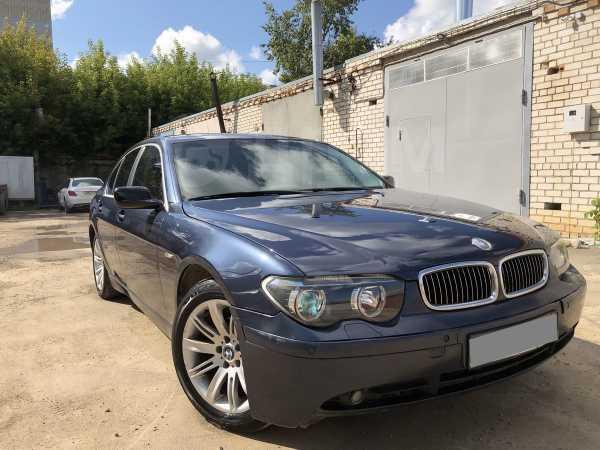 BMW 7-Series, 2002 год, 319 000 руб.