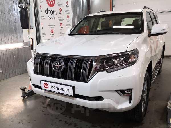 Toyota Land Cruiser Prado, 2019 год, 3 496 000 руб.