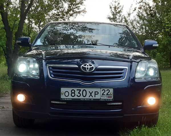Toyota Avensis, 2007 год, 580 000 руб.