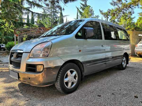 Hyundai Starex, 2005 год, 445 000 руб.