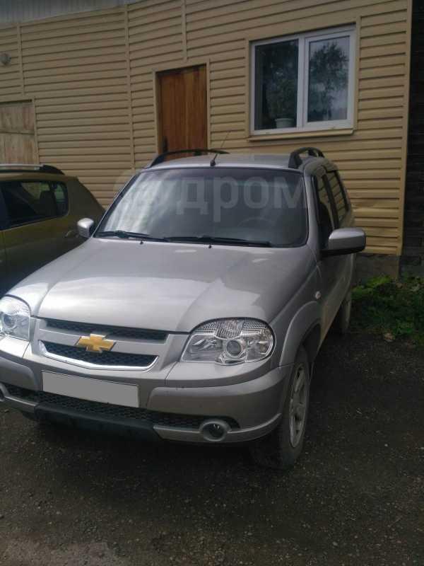 Chevrolet Niva, 2015 год, 460 000 руб.