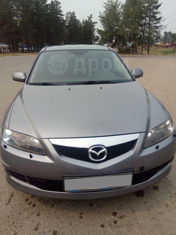 Mazda Mazda6, 2007 год, 373 000 руб.