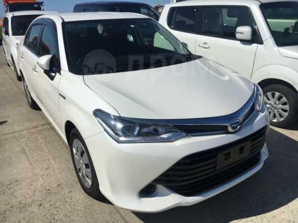 Toyota Corolla Axio, 2016 год, 770 000 руб.