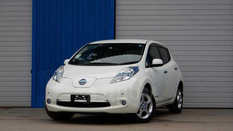 Nissan Leaf, 2012 год, 539 196 руб.