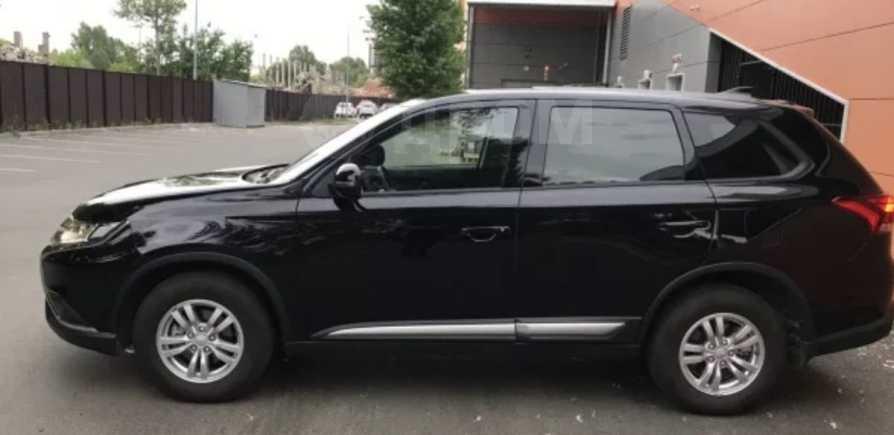 Mitsubishi Outlander, 2018 год, 1 530 000 руб.