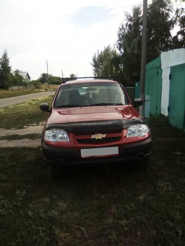 Chevrolet Niva, 2018 год, 580 000 руб.