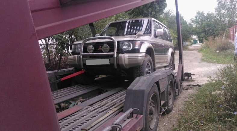Mitsubishi Pajero, 1992 год, 180 000 руб.