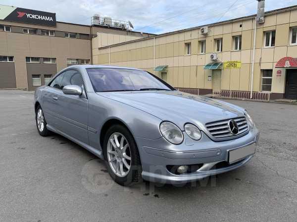 Mercedes-Benz CL-Class, 2000 год, 1 300 000 руб.