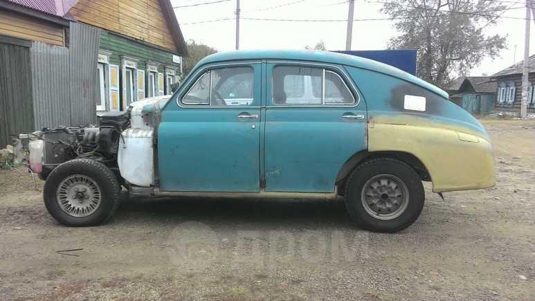 ГАЗ Победа, 1956 год, 100 000 руб.