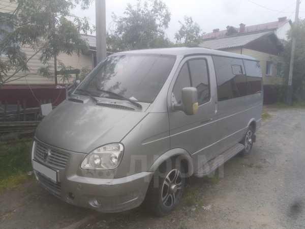 ГАЗ 2217, 2012 год, 340 000 руб.