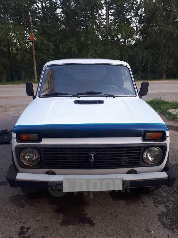 Лада 4x4 2121 Нива, 2006 год, 125 000 руб.