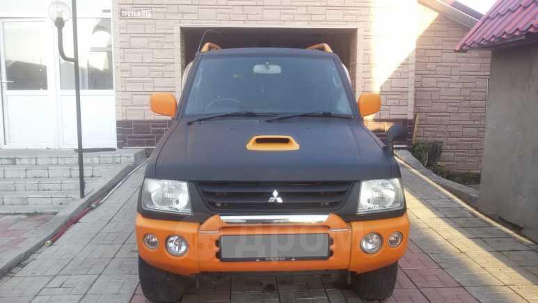 Mitsubishi Pajero Mini, 2003 год, 220 000 руб.