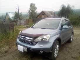 Усть-Илимск CR-V 2008