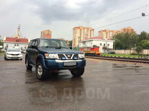Nissan Patrol, 2000 год, 610 000 руб.