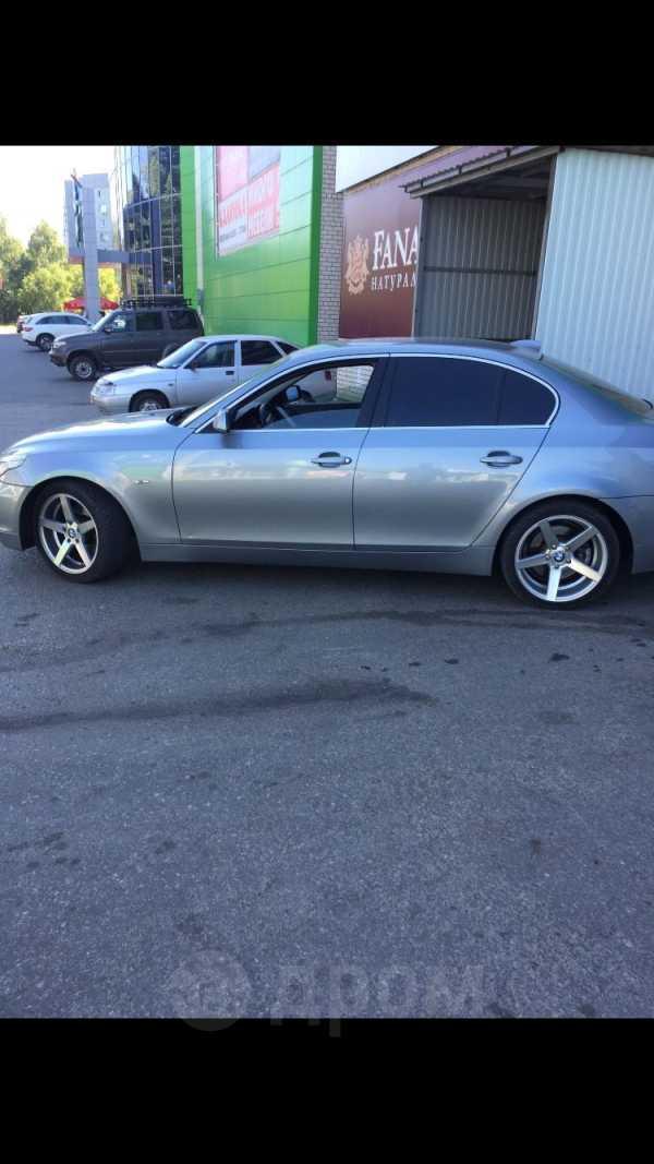 BMW 5-Series, 2004 год, 460 000 руб.