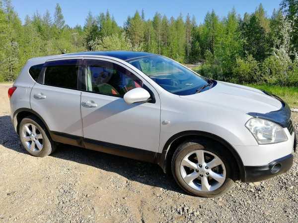 Nissan Dualis, 2007 год, 600 000 руб.