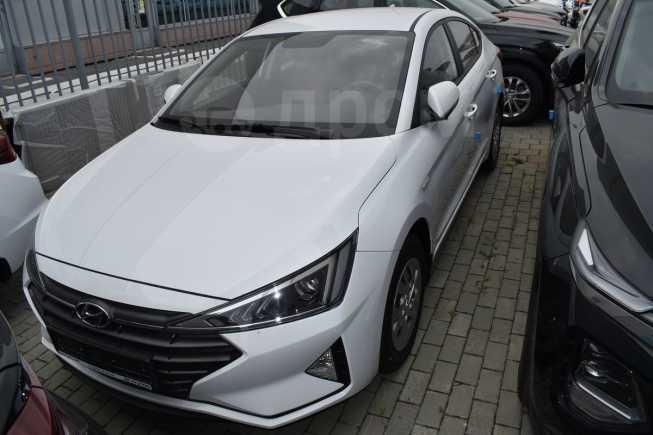 Hyundai Elantra, 2019 год, 1 124 000 руб.