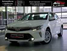 Красноярск Toyota Camry 2017