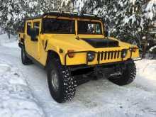 Южно-Сахалинск Hummer H1 2002