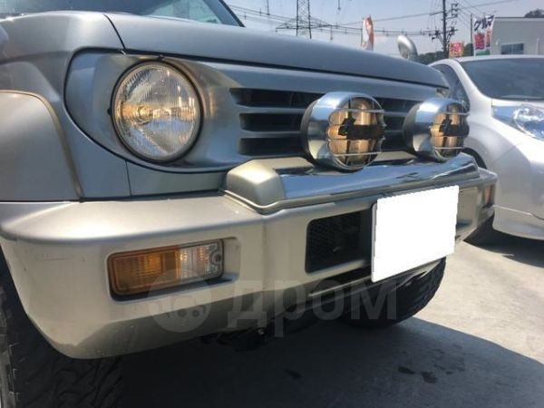 Mitsubishi Pajero Junior, 1997 год, 166 000 руб.