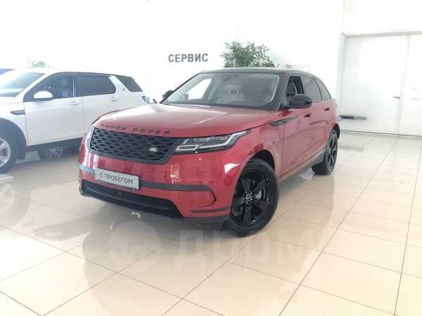 Land Rover Range Rover Velar, 2017 год, 3 800 000 руб.