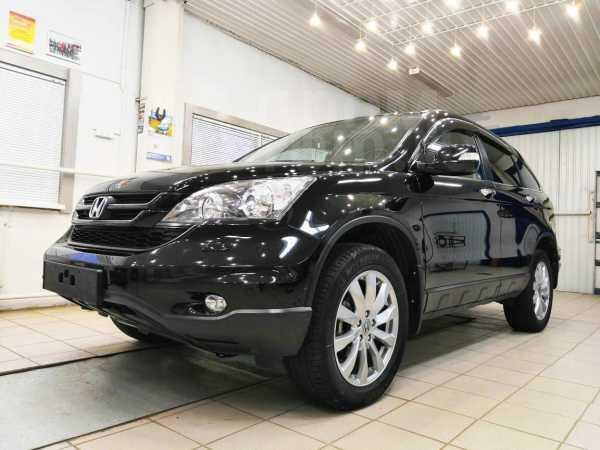 Honda CR-V, 2011 год, 1 110 000 руб.