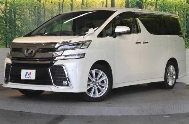 Toyota Vellfire, 2016 год, 1 900 000 руб.