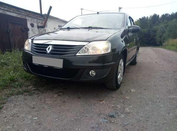 Renault Logan, 2012 год, 408 000 руб.