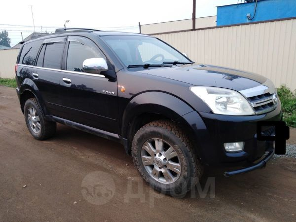 Great Wall Hover, 2008 год, 470 000 руб.