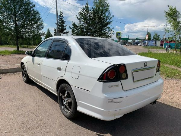 Honda Civic Ferio, 2002 год, 130 000 руб.