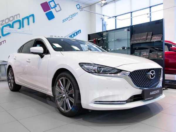 Mazda Mazda6, 2019 год, 1 536 000 руб.