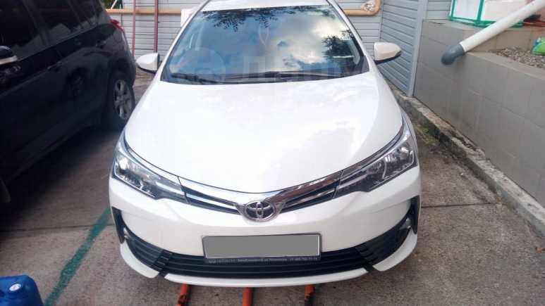 Toyota Corolla, 2018 год, 1 085 000 руб.