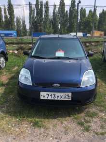 Воронеж Fiesta 2005