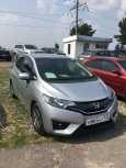 Honda Fit, 2015 год, 760 000 руб.