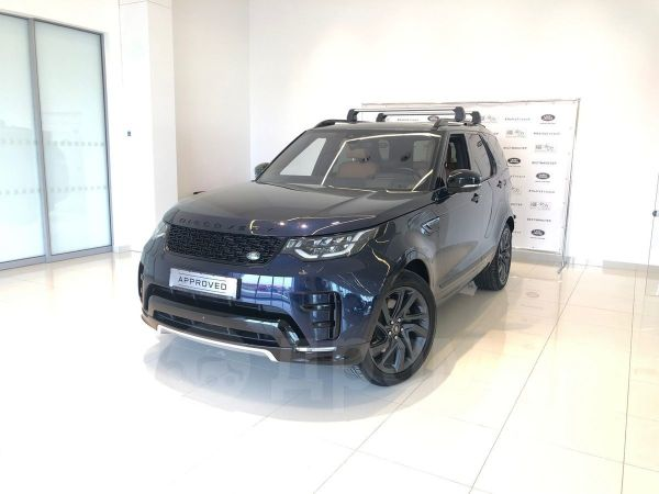 Land Rover Discovery, 2017 год, 3 580 000 руб.