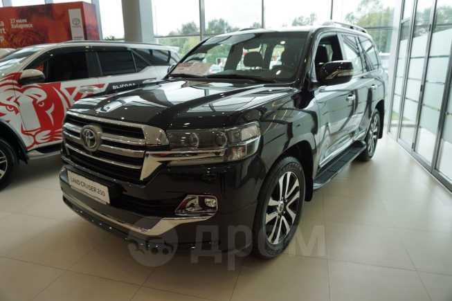 Toyota Land Cruiser, 2019 год, 5 953 044 руб.