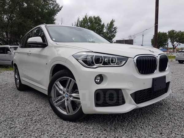 BMW X1, 2018 год, 1 990 000 руб.