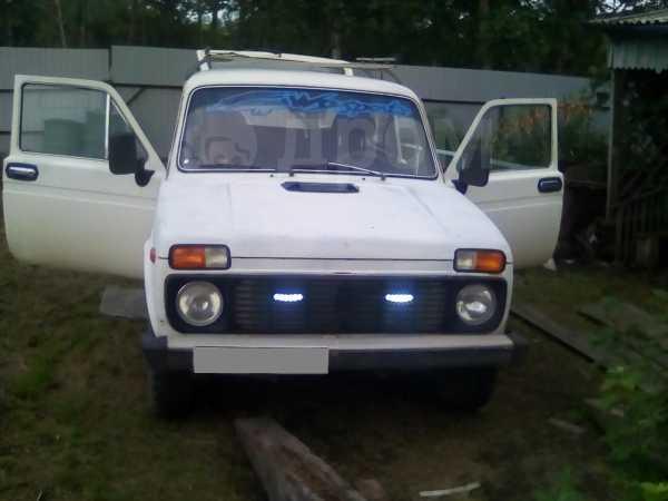 Лада 4x4 2121 Нива, 1987 год, 125 000 руб.