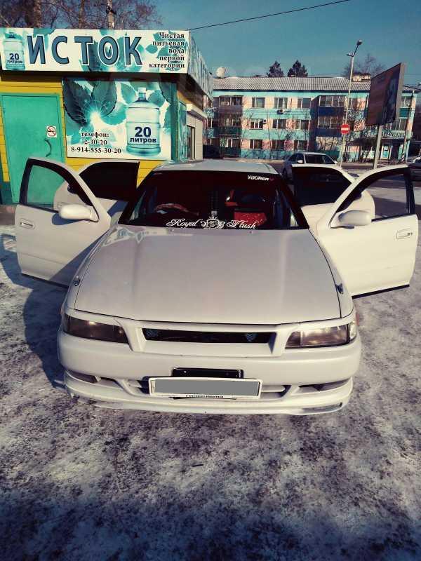 Toyota Cresta, 1990 год, 220 000 руб.