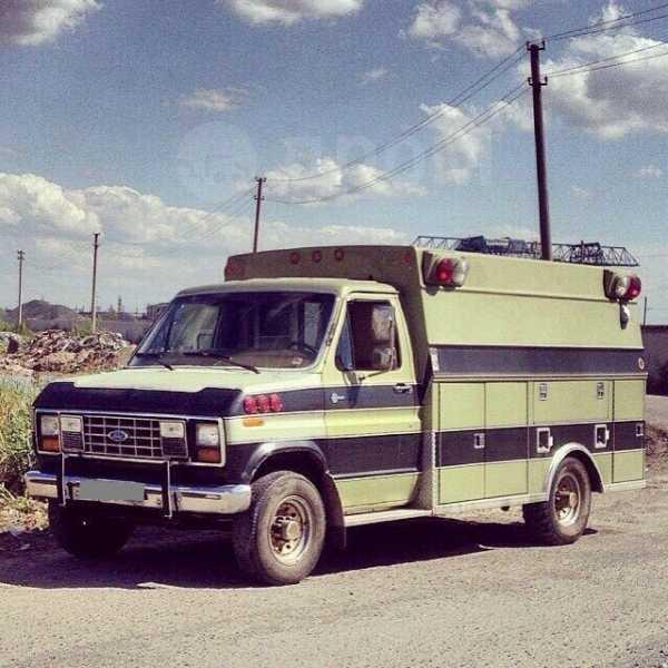 Ford Econoline, 1986 год, 450 000 руб.