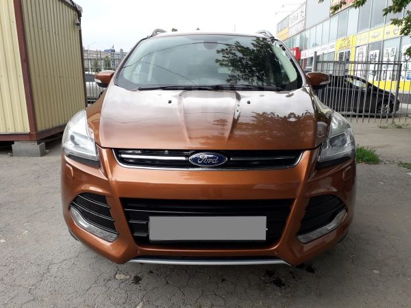 Ford Kuga, 2013 год, 869 000 руб.