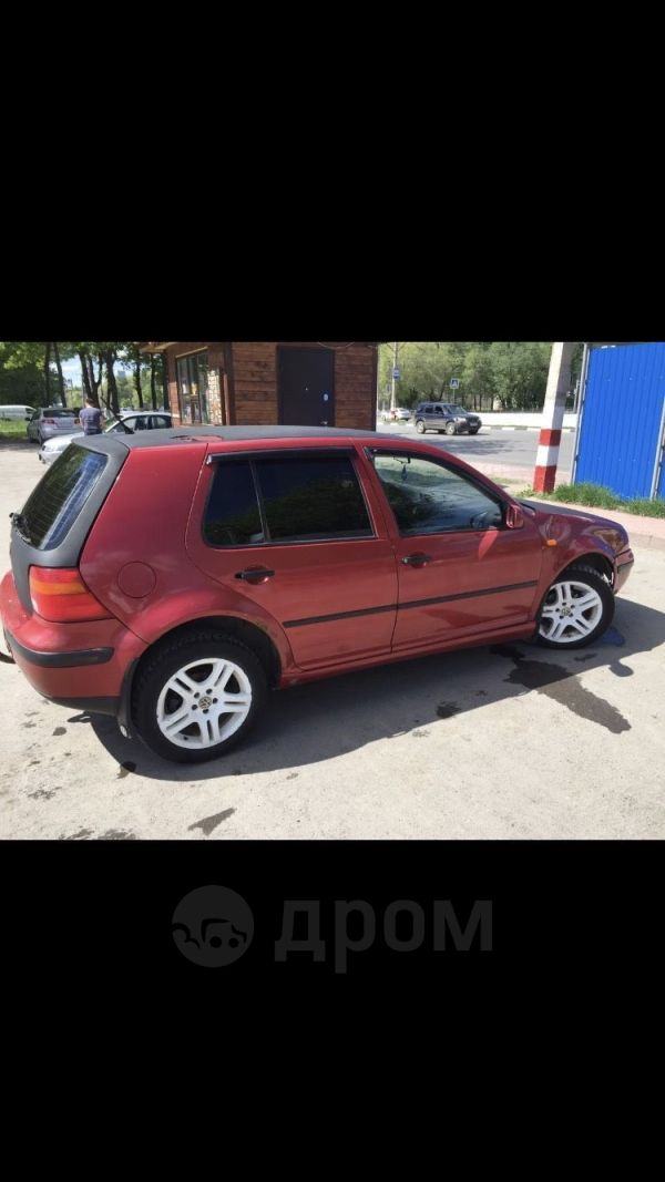 Volkswagen Golf, 1999 год, 135 000 руб.