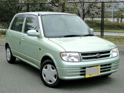 Daihatsu Mira (L700) 10.1998 - 09.2000