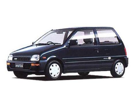 Daihatsu Mira (L200) 08.1992 - 08.1994