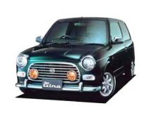 Daihatsu Mira Gino 2000, хэтчбек 3 дв., 1 поколение