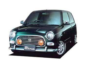 Daihatsu Mira Gino  10.2000 - 09.2001