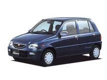 Daihatsu Mira Moderno 1995, хэтчбек 5 дв., 2 поколение